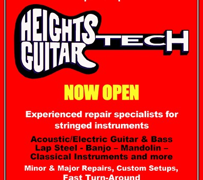 Houston Guitar & Stringed Instrument Repair