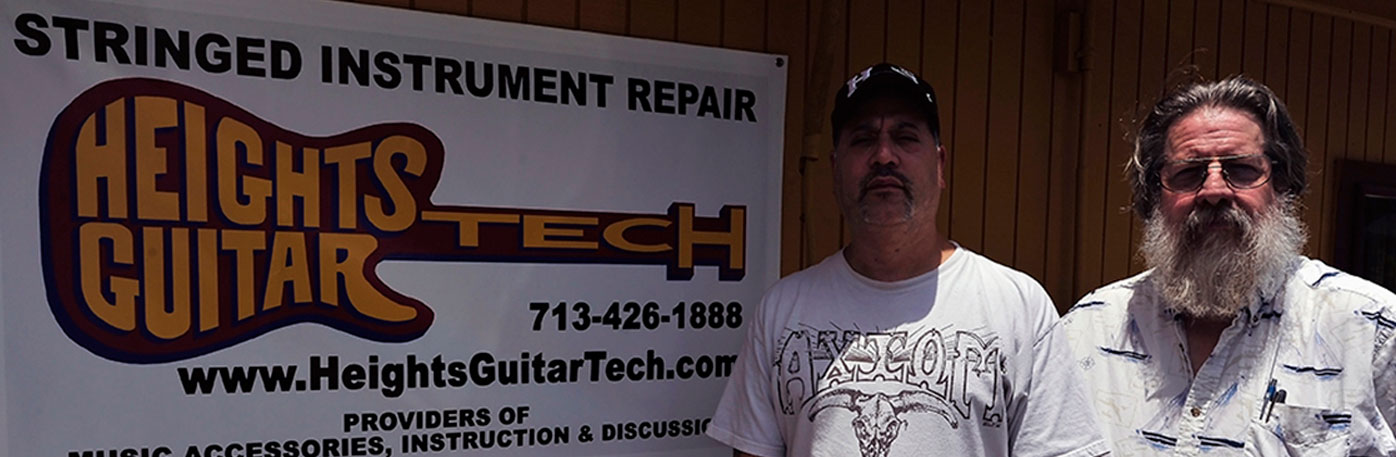 Heights Guitar Tech