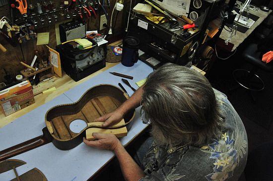 Houston Guitar Repair