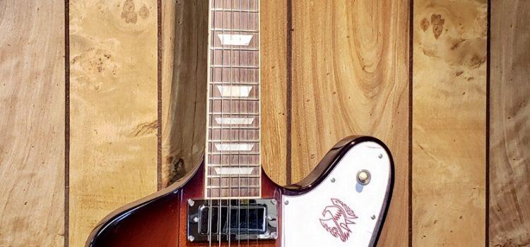 2017 Gibson Firebird 6 String Electric Guitar Like New