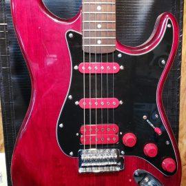 "Austin – ""Strat Style"" Guitar"